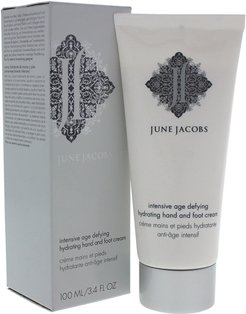 June Jacobs 3.4oz Intensive Age Defying Hydrating Hand & Foot Cream