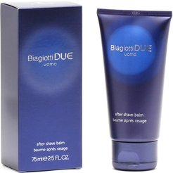 Due Men By Laura Biagiotti 2.5oz After Shave