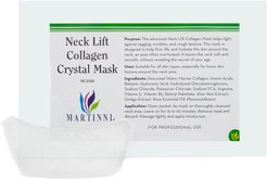 Martinni Neck Lift Collagen Crystal Mask