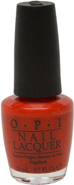 OPI 0.5oz The Thrill Of Brazil Nail Lacquer