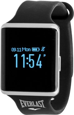 Everlast TR10 Activity Tracker with Heart Rate & Blood Pressure Monitor - includes Caller ID and Message Previews