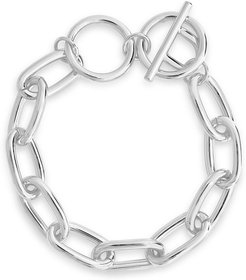 Sterling Forever Rhodium Plated Bracelet
