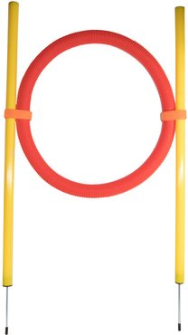 Pet Life Hoop Hopper Agility Dog Trainer Kit