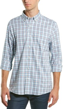 Southern Proper Henning Tailored Fit Woven Shirt