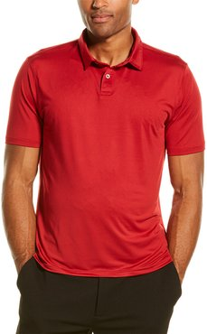 Heritage by Report Collection Solid Performance Polo Shirt