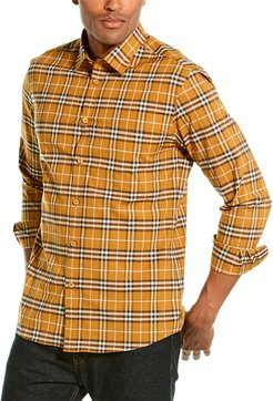 Burberry Small Scale Check Woven Shirt