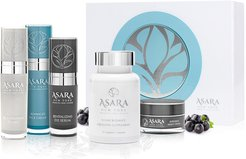 Asara New York 5pc Probiotic Gift Set