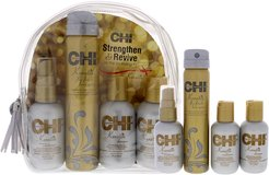 CHI 4pc Strengthen & Revive On The Go Styling Kit