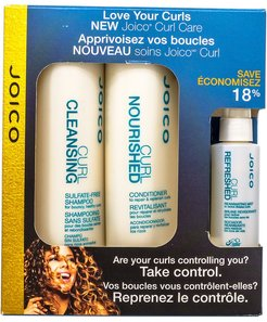 Joico 3pc Curl Take Control Set