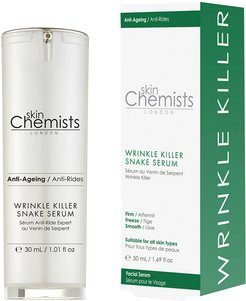 Skin Chemists 30ml SC Wrinkle Killer Snake Serum v2017