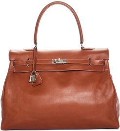 Hermes Tan Veau Sikkim Leather Kelly PHW