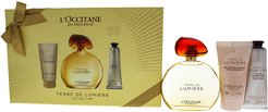 LOCCITANE 3pc Terre de Lumiere Collection