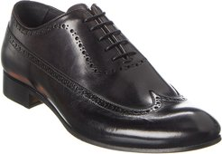 Alfonsi Milano Leather Oxford Brogue