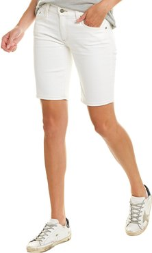AG Jeans Nikki 1 Year Neutral White Short