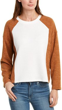 Very J Colorblocked Pullover