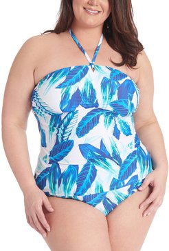 RACHEL Rachel Roy Plus Curvy Cover-Up Top