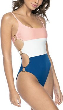 PilyQ Ring Side One-Piece