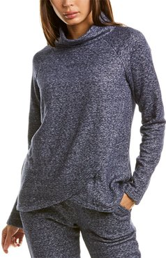 Sol Angeles Denim Pullover