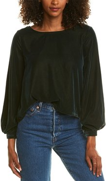 Cupcakes & Cashmere Taddie Blouse