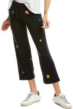 Chinti & Parker Lounge Cashmere Cropped Pant