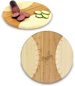 Picnic Time Los Angeles Dodgers Engraved Cutting Board