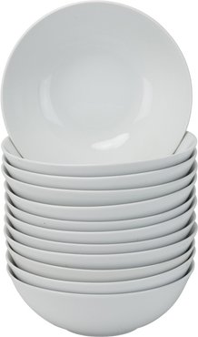 Ten Strawberry Street Coupe Set of 12 Bowls
