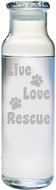 susquehanna Live Love Rescue Water Bottle