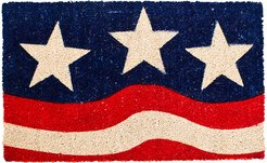 Entryways Stars & Stripes Doormat