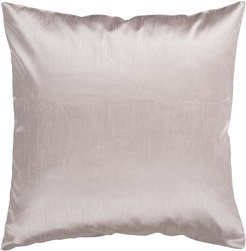 Surya Solid Luxe Decorative Pillow