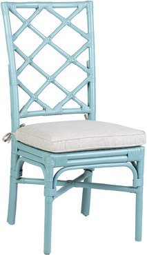East at Main's Evie Rattan Side Chair