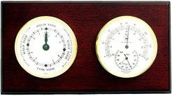 Tide Clock and Thermometer