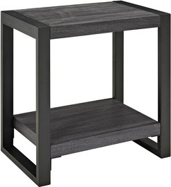 angelo:HOME 24in Industrial Side Table