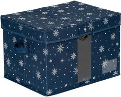 Honey-Can-Do Deluxe Holiday Storage Box