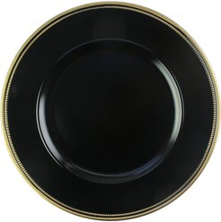 Jay Import Elle Set of 4 Charger Plates