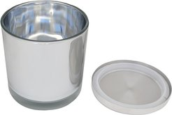 R16 Home Mercury Glass Candle Holder Set