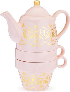 Pinky Up Taylor Casablanca Pink Tea for Two
