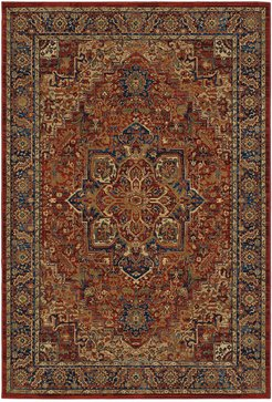 Style Haven Annette Traditional Rug