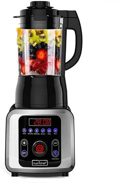 NutriChef Professional Home Kitchen Heating Blender