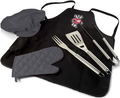 Wisconsin Badgers BBQ Apron Tote Pro