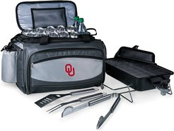 Oklahoma Sooners Vulcan Portable BBQ and Cooler Tote
