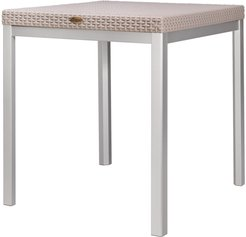 Russ Rattan Dining Table