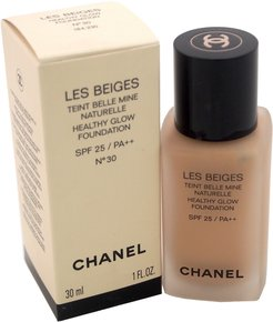 Chanel Les Beiges #30 Healthy Glow 1oz Foundation SPF 25