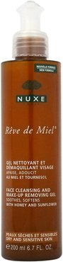Nuxe Reve de Miel 6.7oz Face Cleansing and Make-Up Remover Gel