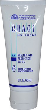 Obagi 3oz Obagi Nu-Derm #6 AM Healthy Skin Protection SPF 35