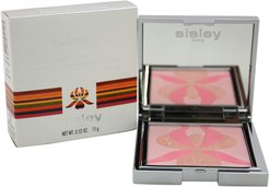 Sisley 0.52oz L'Orchidee Rose Highlighter Blush With White Lily
