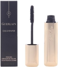 Guerlain .28oz Black Cils D'Enfer Maxilash Volumizing And Curling Mascara