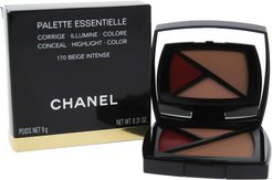 Chanel 0.3oz Experimental Palette Essentielle Conceal-Highlight-Color