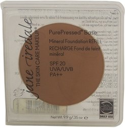 Jane Iredale 0.35oz Autumn PurePressed Base Mineral Foundation Refill with SPF 20