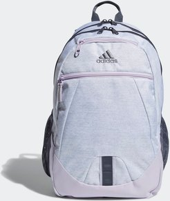 Foundation 5 Backpack White
