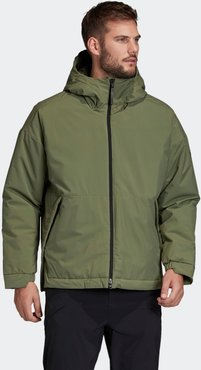 Outerior Insulated Winter Jacket Legacy Green XL Mens